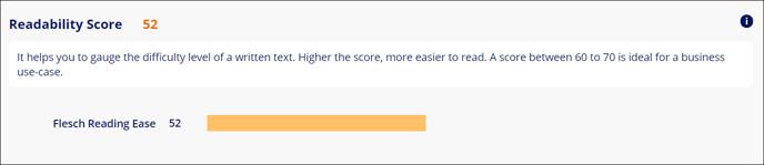 Readability Score - AI-EnglishPro
