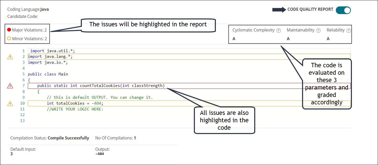 Code Quality Report