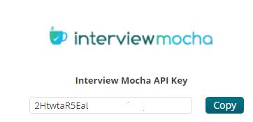 Interview Mocha API Key