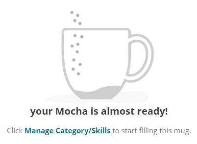 Manage Category / Skills