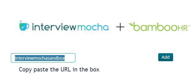 Interview Mocha & BambooHR integration