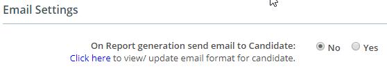 AI-EnglishPro Email Settings